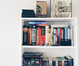 book, novel, and read image
