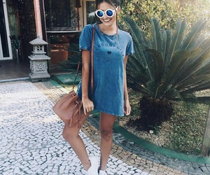 girl, look, and outfit image