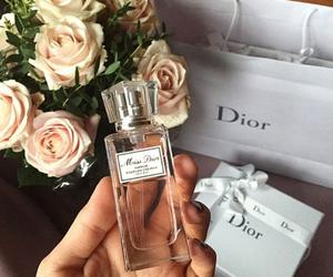 fashion, dior, and perfume image