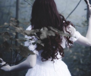 forest and dress image