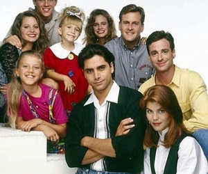 family, fuller house, and full house image