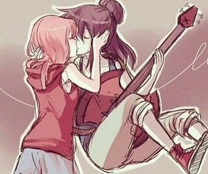 adventure time, bubbline, and love image