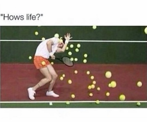 funny, life, and school image