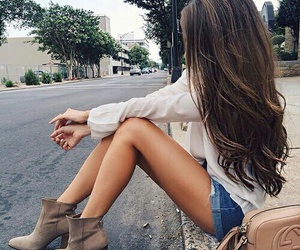 boots, fashion, and street style image