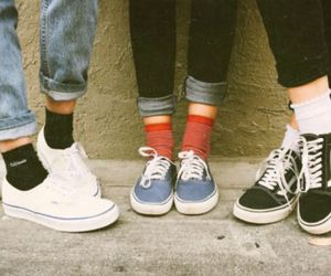 shoes, grunge, and 80s image