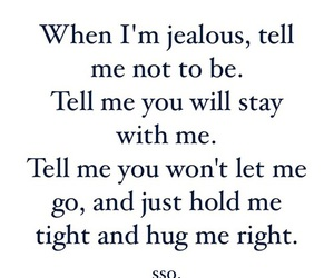 quote, goals, and jealous image