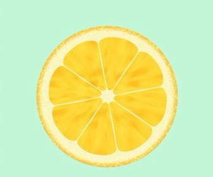 wallpaper, lemon, and orange image