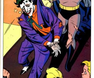 batman, harley quinn, and joker image