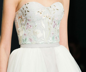 fashion, ralph and russo, and dress image