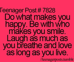 love, happy, and laugh image