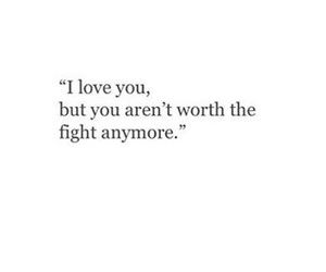 quote, fight, and i image