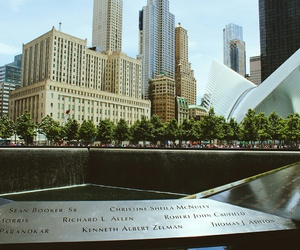 memorial, never forget, and new york image