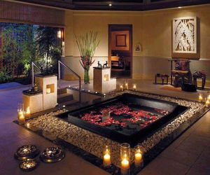 luxury, home, and romantic image