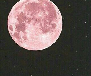 black, pinky, and moon image
