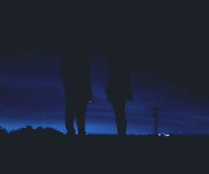 blue and couple image