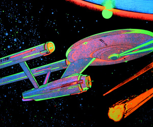 art, uss enterprise, and enterprise image