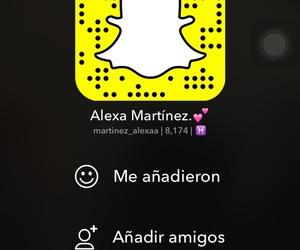 add, followme, and snapchat image