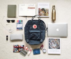 study, bag, and college image