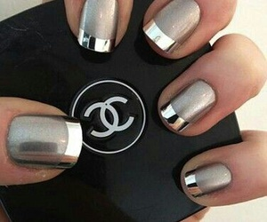 chanel, nail art, and channel image