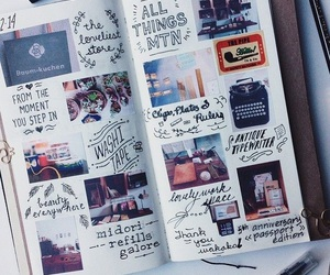 diary, journal, and journaling ideas image