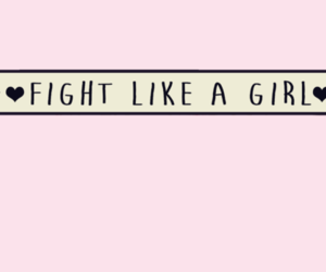 feminism, feminist, and fight image