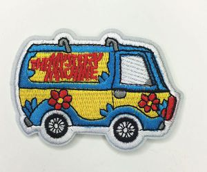 fashion, mystery inc, and embroidery image