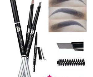cosmetic, lioele, and pencil image