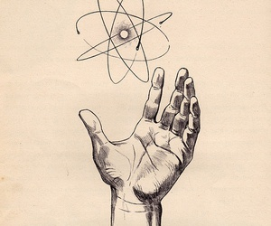 hand and science image