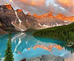 canada and nature image