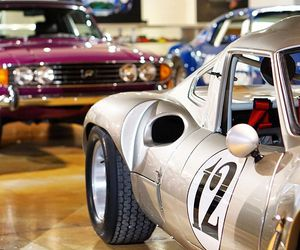 art, automobiles, and autos image
