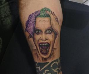 batman, jared leto, and joker image