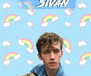 background, brush, and troye sivan image
