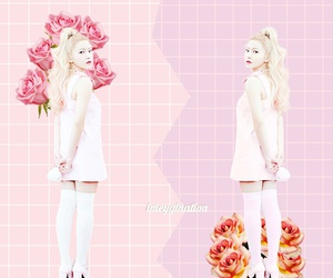kpop, pastel, and pink image