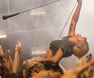 Lady gaga and perfect illusion image
