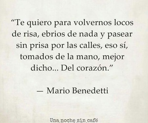 amor, mario, and benedetti image