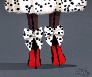 shoes, fashion, and disney image