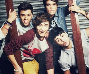 union j, george shelley, and josh cuthbert image