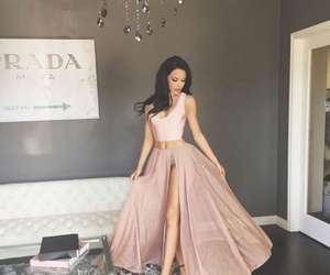 dress, top, and cute image