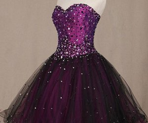 homecoming dress, short homecoming dress, and pretty homecoming dress image
