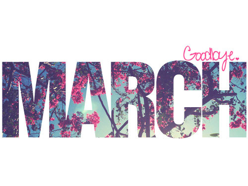 Welcome, April