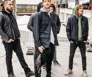 band, bands, and guys image
