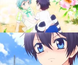 anime, blush, and kaz image
