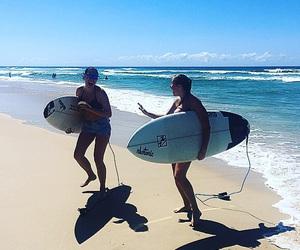australia, blue, and board image