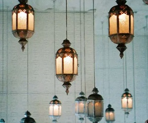 hanging lights and lamps image