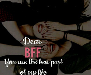 bae, best friend, and bff image