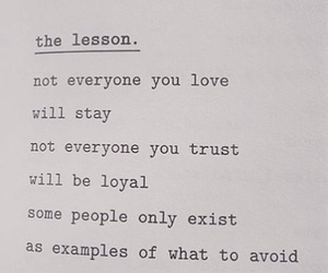quote, people, and loyal image
