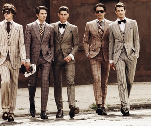 boys and three piece suit image