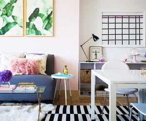 chic, industrial, and minimalist image