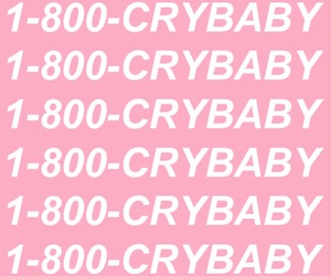 colors, cry baby, and girl image