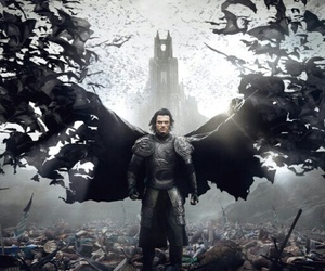 Dracula, luke evans, and movie image